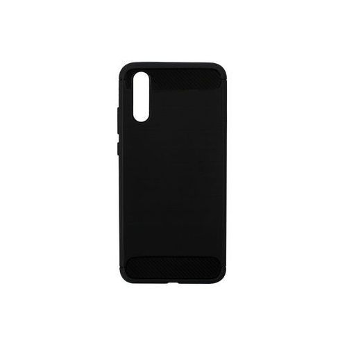 Forcell carbon case Huawei p20 - etui na telefon forcell carbon - czarny