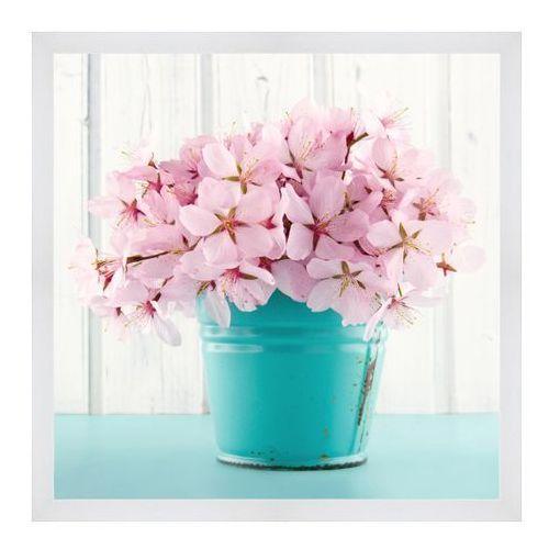 Obraz Kwiaty 30 x 30 cm