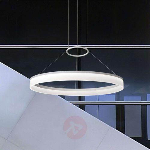 Leds-c4 Nowoczesna lampa wisząca led circ 60 cm