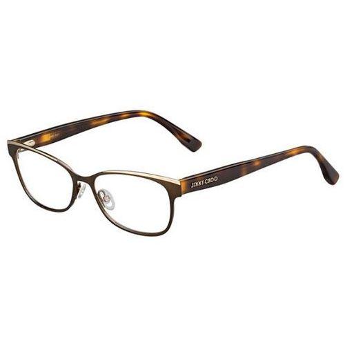 Jimmy choo Okulary korekcyjne 147 pwz