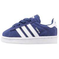 adidas Originals CAMPUS EL I Półbuty wsuwane dark blue/footwear white, kolor niebieski
