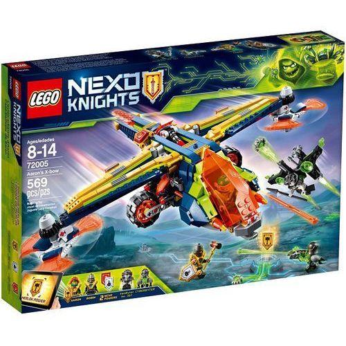 72005 X-BOW AARONA (Aaron's X-bow) KLOCKI LEGO NEXO KNIGHTS rabat 2%