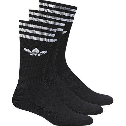 Skarpety Adidas Solid Crew Sock - S21490 (4055012803107)