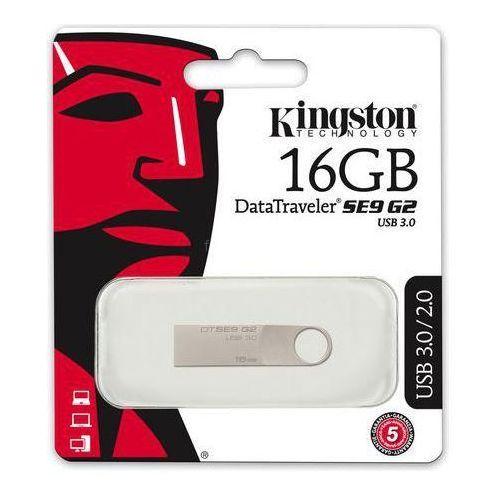 Kingston DTSE9H/16GB USB 2.0 DataTraveler SE9, 197B-47522