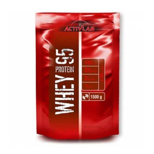 Activlab  whey protein 95 1500g (czekoladowy) - produkt w magazynie - szybka wysyłka! (5907368865836)