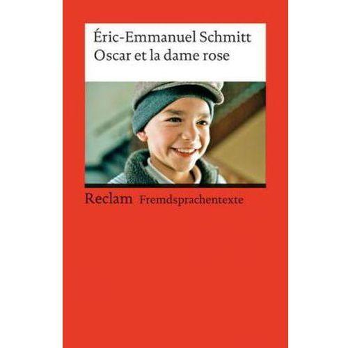 Oscar et la dame rose. Oskar und die Dame in Rosa, französische Ausgabe