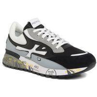 Sneakersy - django 4683 grey/black marki Premiata