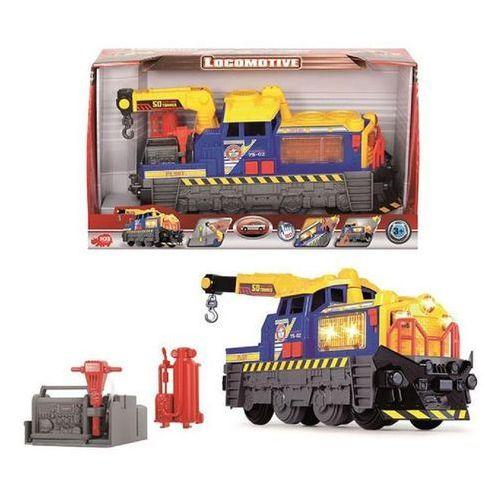 Zabawka dickie toys lokomotywa marki Simba