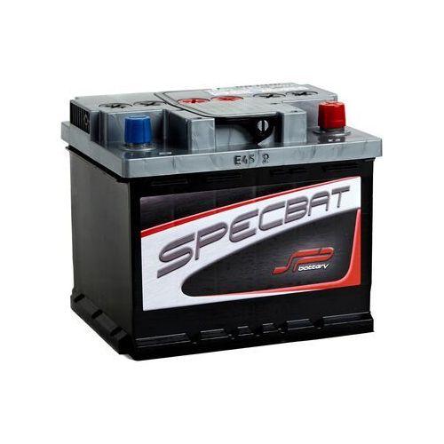 Akumulator SPECBAT 45Ah 350A EN PRAWY PLUS