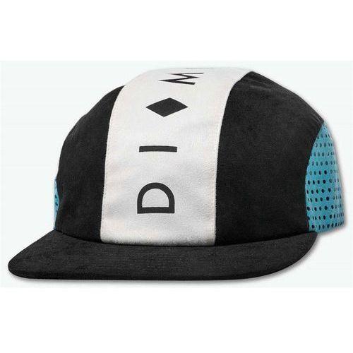 czapka z daszkiem DIAMOND - Marquise Sp19 5 Pan Clipback Black (BLK) rozmiar: OS, kolor czarny