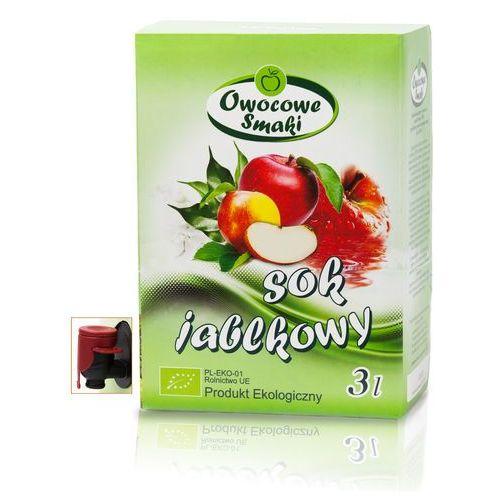 Sok jabłkowy BIO 3l- Owocowe Smaki (5902768762044)