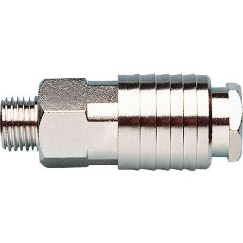 Szybkozłączka do kompresora NEO 12-637 gwint zewnętrzny męska 1/2 cala