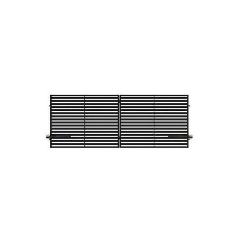 Brama dwuskrzydłowa 400 x 150 cm z automatem nerosystem marki Metalkas