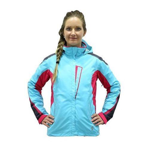Blizzard  viva allround ski jacket niebieski m różowy 2015-2016 (8592772048738)