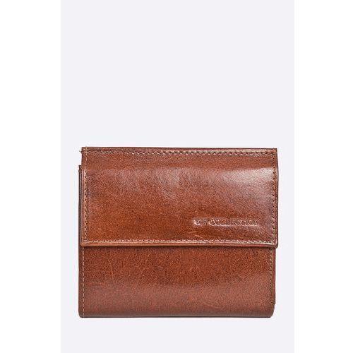 - portfel skórzany milano marki Vip collection