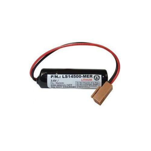 Zamiennik Bateria er6v-c4 er6v bko-nc2157h01 3.6v do sterowników mitsubishi
