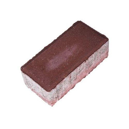 Polbruk Kostka brukowa prostokąt 6 cm czerwona (3663602233473)