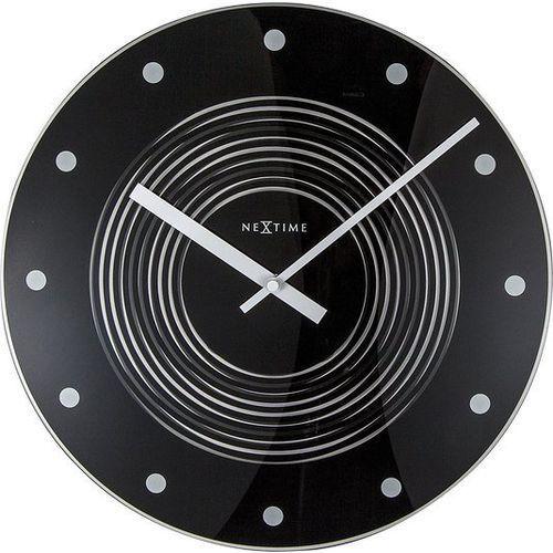 Zegar ścienny Funky Motion Concentric