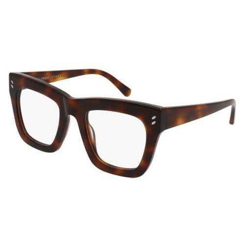 Stella mccartney Okulary korekcyjne sc0071o 004