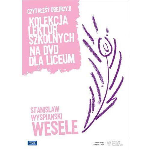 Telewizja polska Wesele. kolekcja lektur szkolnych dla liceum [dvd] (5902600068730)