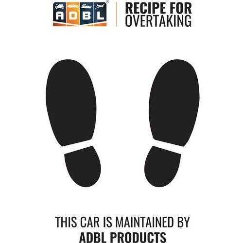 Adbl mata ochronna na dywaniki samochodowe 100szt.