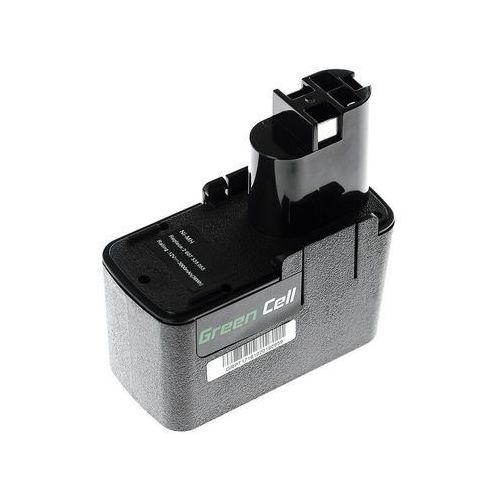 Bosch GSR 12 VE / 2607335039 3000mAh Ni-MH 12.0V (GreenCell)