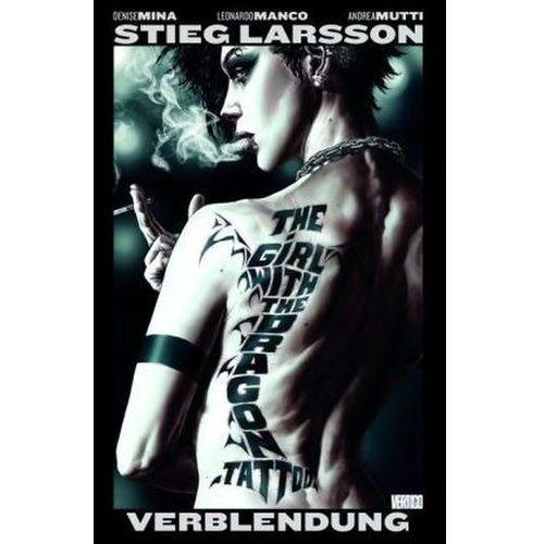 Stieg Larsson Millennium - Verblendung, Graphic Novel. Bd.1