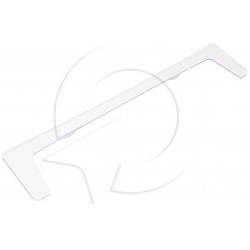 Whirlpool/indesit Ramka przednia do dolnej półki komory chłodziarki do lodówki indesit 482000022842
