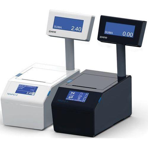 Drukarka fiskalna - EMAR Tempo 3 s (Fiskalizacja i wysyłka GRATIS!) - produkt z kategorii- Pozostałe komputery