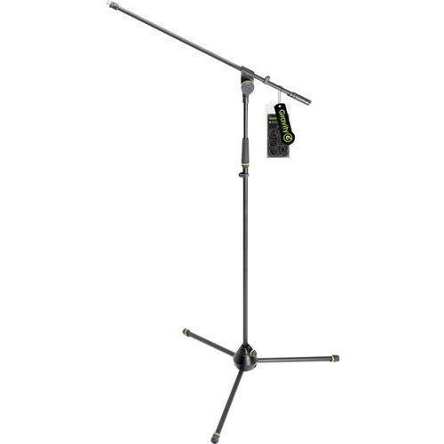 Statyw mikrofonowy  ms 4311 b, 103 ‑ 169 cm, czarny/zielony, marki Gravity