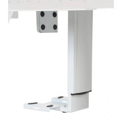 Uchwyt na komputer (biały) - duży zakres regulacji, ST-ZA-01/W