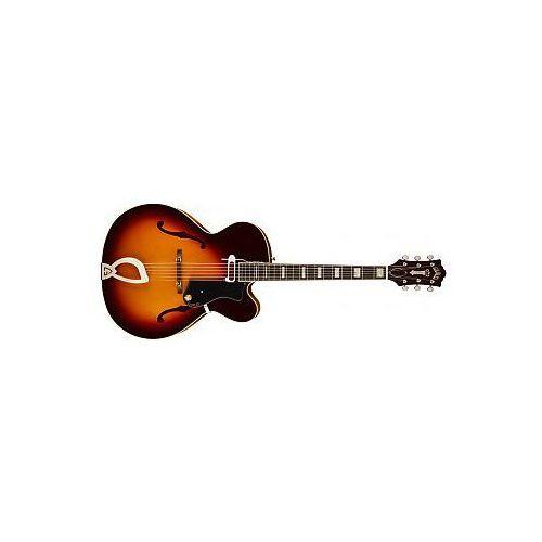 GUILD A-150 Savoy, Antique Burst gitara elektryczna (gitara elektryczna)