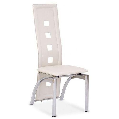 Tapicerowane krzesło Imper - kremowe, V-CH-K/4-KREMOWY