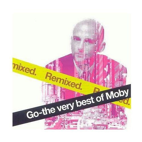 Go - the very best of moby remixed - moby (płyta cd) marki Warner music poland