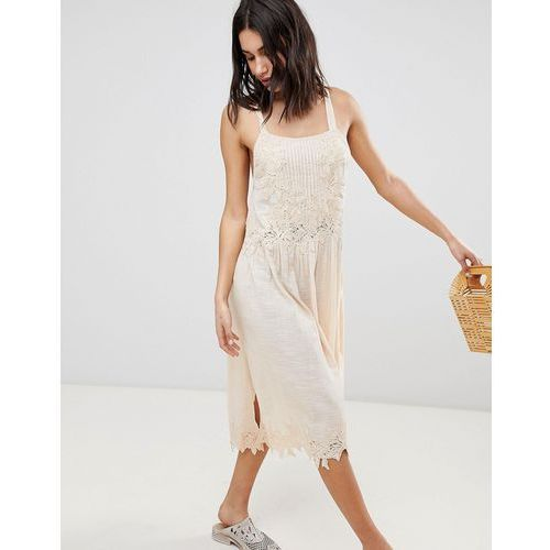 in your arms midi dress - pink, Free people, 34-40