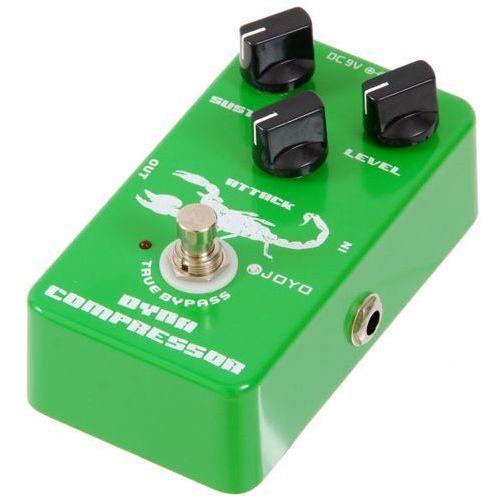 Joyo jf 10 dynamic compressor - efekt gitarowy