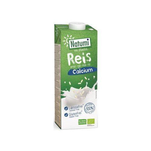 Mleko Ryżowe z wapniem BIO 1000ml - Natumi (4038375024372)