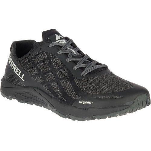 bare access flex shield buty do biegania mężczyźni czarny uk 8,5 | eu 43 2018 buty trailowe marki Merrell