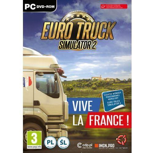Euro Truck Simulator 2 Vive la France! (PC)