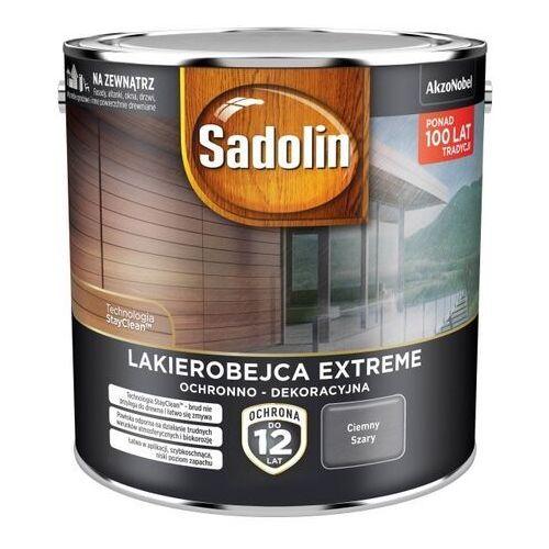 Lakierobejca do drewna EXTREME 2.5 l Ciemny Szary SADOLIN (5904078205518)