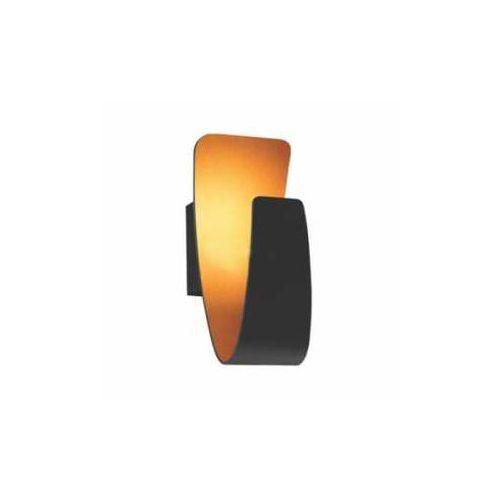 Britop kinkiet/lampa ścienna LED GONDOLA czarny 1110104, 1110104