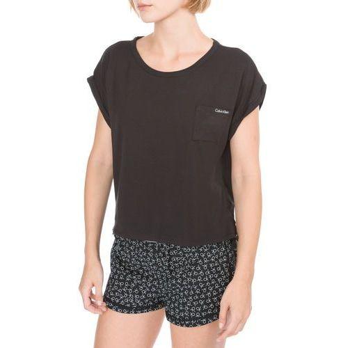 Calvin Klein T-shirt Czarny M, kolor czarny
