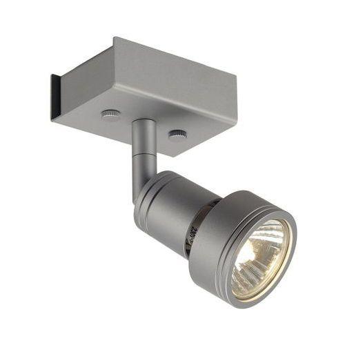 Reflektorek puri 1 srebrnoszary, 147364 marki Spotline