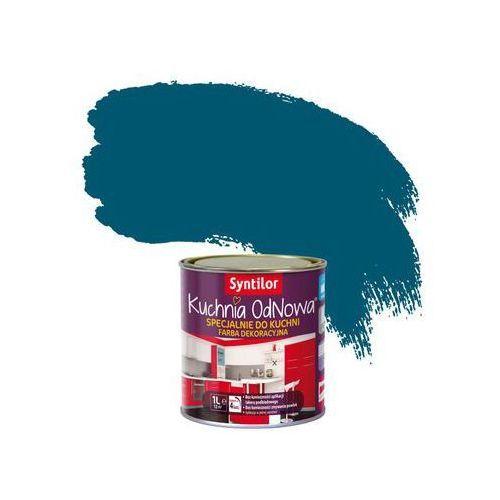 Farba renowacyjna kuchnia odnowa 1 l lodowa tafla marki Syntilor