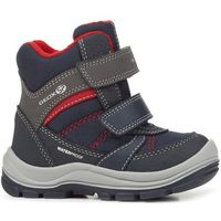 buty zimowe chłopięce trivor 27 szary/niebieski marki Geox