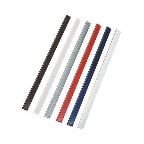 Grzbiet wsuwany Leitz A4/6mm/50szt 21785 niebieski, X08687