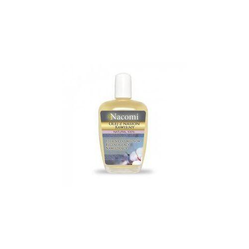 , olej z nasion bawełny, 50ml marki Nacomi
