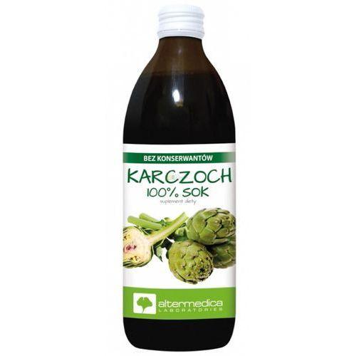 Altermedica Sok z karczocha 500 ml (5907530440601)