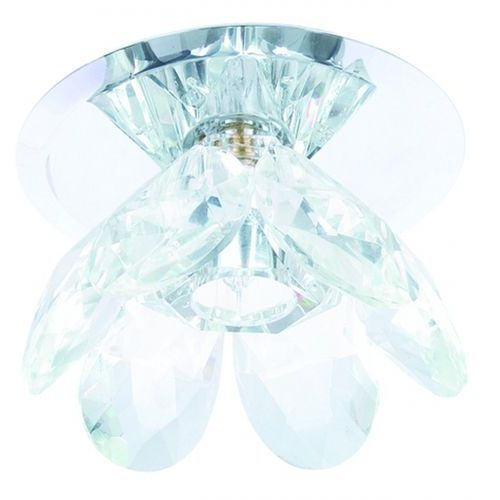 oprawa sufitowa WENUS transparentna, LIGHT PRESTIGE LP-10221/H28 L