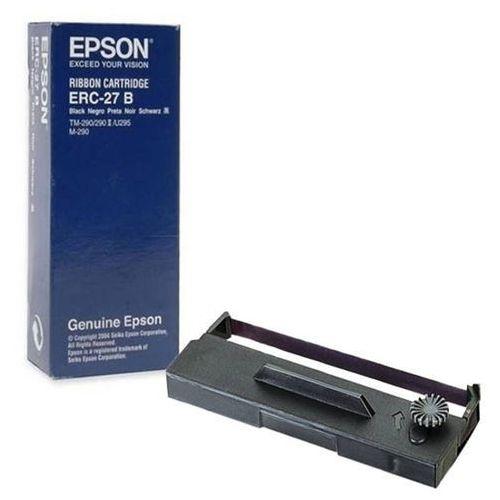 Taśma erc-27 czarna do drukarek igłowych (oryginalna) marki Epson